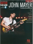 Guitar Play-Along Volume 189: John Mayer (Book/Online Audio)