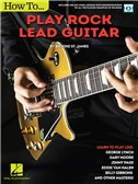 Brooke St. James: How To Play Rock Lead Guitar (Book/Online Video). Guitar Tab Sheet Music