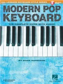 Mark Harrison: Modern Pop Keyboard (Book/Online Audio)