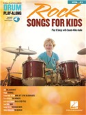 Drum Play-Along Volume 41: Rock Songs For Kids (Book/Online Audio)