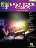 Drum Play-Along Volume 42: Easy Rock Songs (Book/Online Audio)