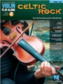 Violin Play-Along Volume 52: Celtic Rock (Book/Online Audio)