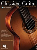 The Classical Guitar Compendium - Notation Edition   No Tablature (Book/Online Audio)