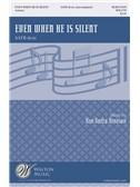 Kim André Arnesen: Even When He Is Silent