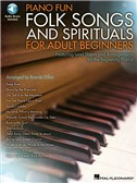 Arr. Brenda Dillon: Piano Fun – Folk Songs And Spirituals For Adult Beginners (Book/Online Audio)