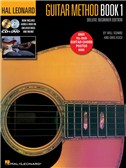Hal Leonard Guitar Method: Book 1 - Deluxe Beginner Edition (Book/Online Media)