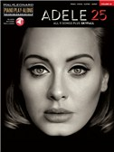 Piano Play-Along Volume 32: Adele (Book/Online Audio)