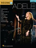 Easy Piano Play-Along Volume 4: Adele (Book/Online Audio)
