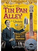 The Songs Of Tin Pan Alley For Ukulele (Book/Online Audio)