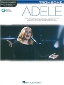 Hal Leonard Instrumental Play-Along: Adele - Trombone (Book/Online Audio)