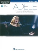 Hal Leonard Instrumental Play-Along: Adele - Cello (Book/Online Audio)