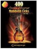 400 Smokin' Bluegrass Mandolin Licks (Book/CD)