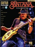 Guitar Play-Along Volume 21: Santana (Book/Online Audio)
