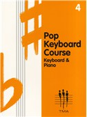 Tritone Pop Keyboard Course - Book Four