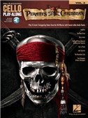 Cello Play-Along Volume 3: Pirates Of The Caribbean (Book/Online Audio)