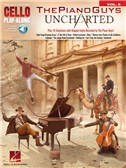 Cello Play-Along Volume 6: The Piano Guys   Uncharted (Book/Online Audio)
