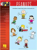 Piano Duet Play-Along Volume 21: Peanuts