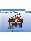 Lecciones De Piano: Libro 1