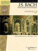 J.S. Bach: Two Part Inventions (Book/Online Audio)