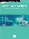 Hal Leonard Student Piano Library Adult Piano Method - US Edition (Book/Online Audio)