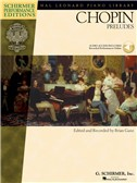 Frederic Chopin: Chopin Preludes (Book/Online Audio)
