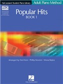 Hal Leonard Adult Piano Method: Popular Hits Book 1 (Book and GM Disk)