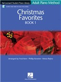 Hal Leonard Student Piano Library: Adult Piano Method - Christmas Favorites Book 1 (Book/Online Audio)