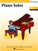 Hal Leonard Student Piano Library: Piano Solos Book 3 (Book/Online Audio)