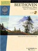 Beethoven: Sonata In C Minor Op.13 (Book/Online Audio). Piano Sheet Music, Downloads