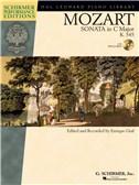 W.A. Mozart: Sonata In C K.545 (Book/Online Audio). Piano Sheet Music, Downloads