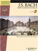 J.S. Bach: First Lessons In Bach (Book/CD)