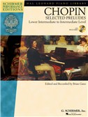 Frederic Chopin: Selected Preludes - Piano (Book/Online Audio)