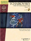 Pyotr Ilych Tchaikovsky - The Nutcracker Suite Op.71a (Book/Online Audio). Piano Sheet Music, Downloads