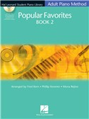 Hal Leonard Adult Piano Method: Popular Favourites Book 2