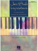 Jeremy Siskind: Jazz Etude Inspirations