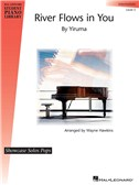 Yiruma: River Flows In You (Student Piano Library)