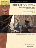 The Baroque Era: Early Intermediate Level (Schirmer Performance Editions)