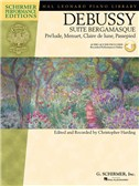 Debussy: Suite Bergamasque (Book/CD)