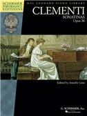 Clementi: Sonatinas, Op. 36 (Schirmer Performance Edition). Piano Sheet Music
