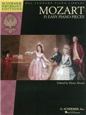 W. A. Mozart: 15 Easy Piano Pieces (Schirmer Performance Editions). Sheet Music