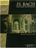 J. S. Bach: Two Part Inventions (Schirmer Performance Editions)