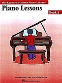 Hal Leonard Student Piano Library: Piano Lessons Book 5 (Book/Online Audio)