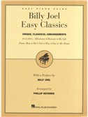 Billy Joel: Easy Classics