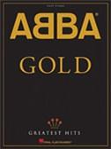 ABBA Gold Greatest Hits Easy Piano