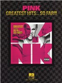 Pink: Greatest Hits... So Far!. PVG Sheet Music