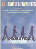 Five-Finger Piano: Beatles Favorites