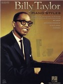 Billy Taylor: Piano Styles