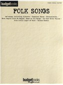 Budgetbooks - Folk Songs