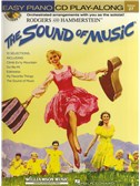 Easy Piano CD Play-Along Volume 27: The Sound Of Music (Book/Online Audio)