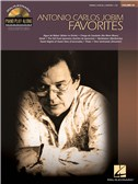 Piano Play-Along Volume 84: Antonio Carlos Jobim. Sheet Music, CD